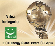 E.ON Energy Globe Award ČR 2013
