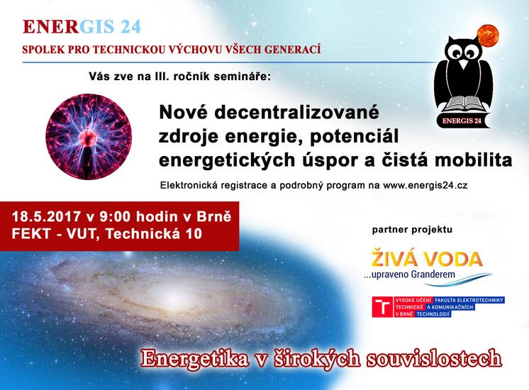 III. ročník semináře Brno 2017